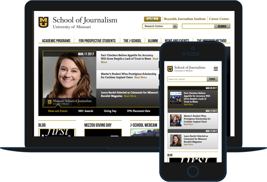 Journalism example