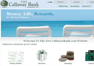 callawaybank.com screenshot