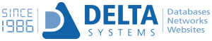 Delta Systems Group's Logo as of 2010