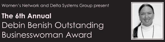 6th Annual Debin Beinsh Outstanding Businesswoman Award