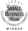 Columbia MO Chamber of Commerce names Delta Systems the Small Business of the Year