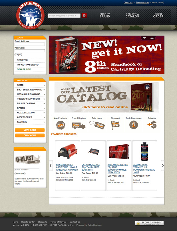 Graf and Sons Home Page