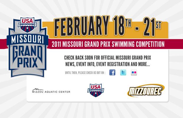 Missouri Grand Prix Coming Soon Page