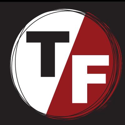 T/F logo