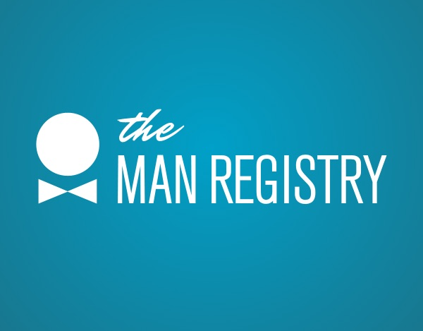 The Man Registry Icon